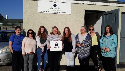 Alexandras Community Care at Falmouth Escape Room